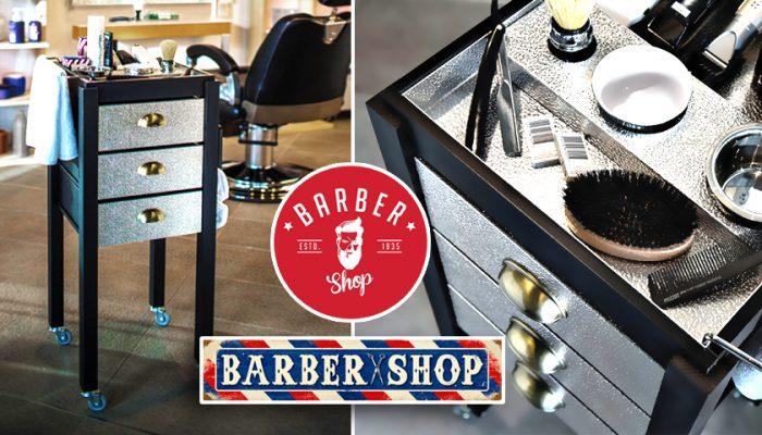 Barber Trolley