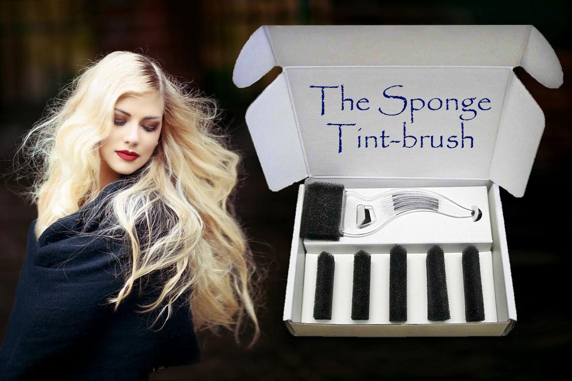 The Sponge Tint-brush