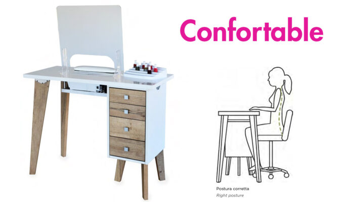 Confortable 1